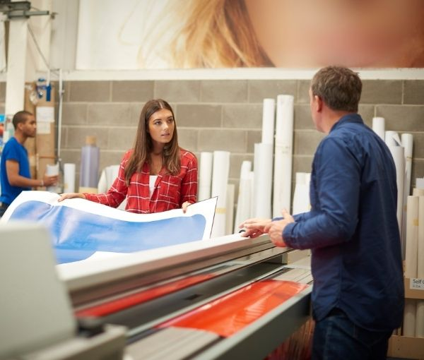 Experience Professionalism for Every Signage & Print