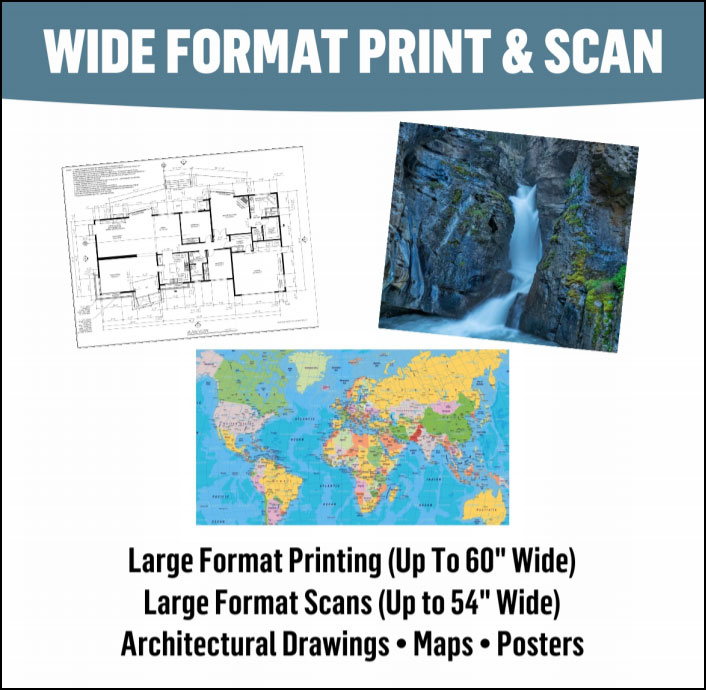 Fast, Cost-Effective and Reliable Printer for All Your Large Format Printing Needs in Downtown Calgary