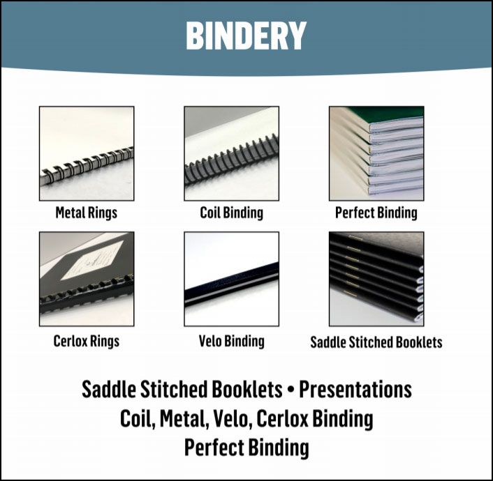 Quality Binding Services