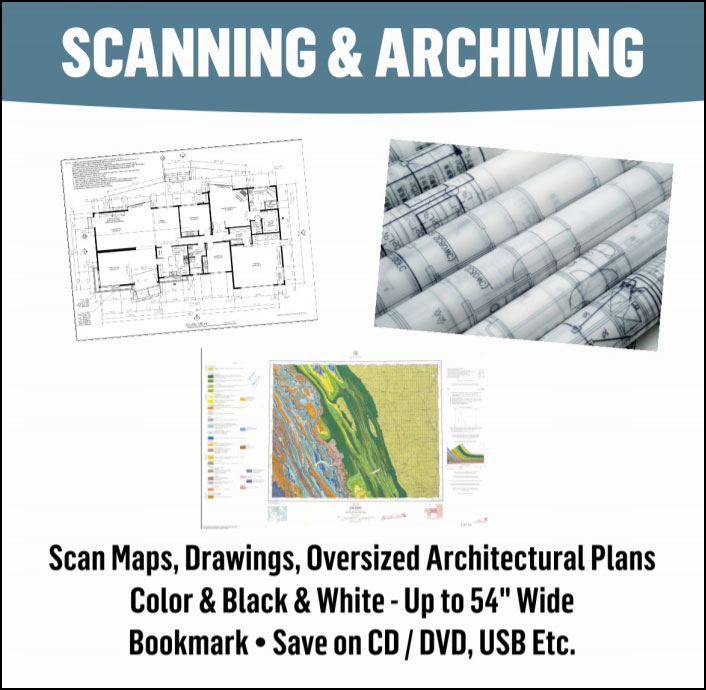 Scanning & Archiving
